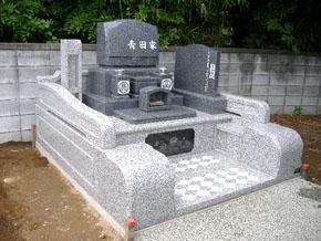 群馬県 太田市 外柵には小物入れが施工されています。